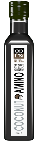 Cocofina - Organic Coconut Amino 250ml Glass Bottle