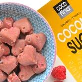 Cocofina Coconut Fudge with Coconut Sugar